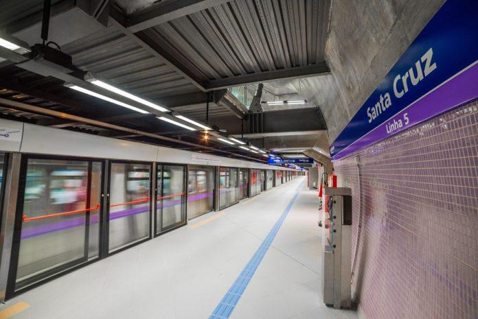 Estação Santa Cruz Linha 5