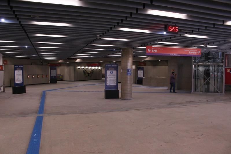 Hall da estação