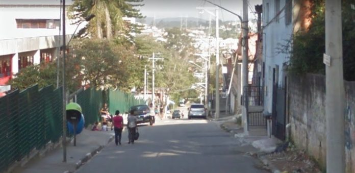 Rua Maria Moassab Barbou