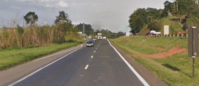 Rodovia Fernão Dias km 20