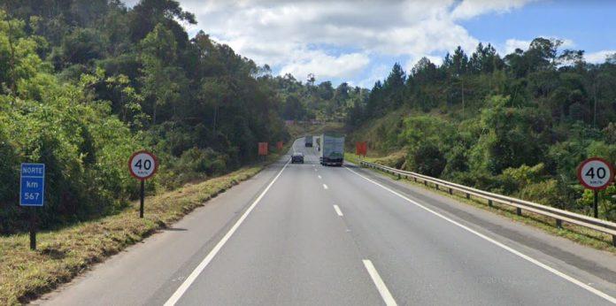 Km 567 Barra do Turvo