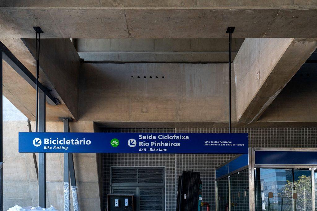 Obras Estação Morumbi