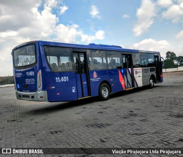 Pirajuçara Ônibus Brasil