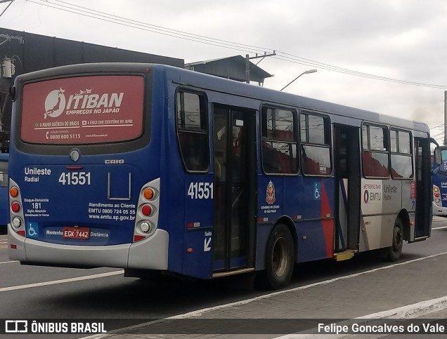 Radial Transporte Suzano