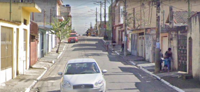 Rua Filipe Marinetti