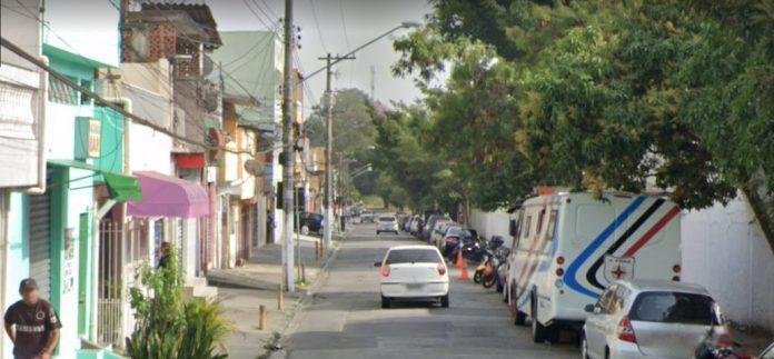 Rua Rosália Grisi Sandoval