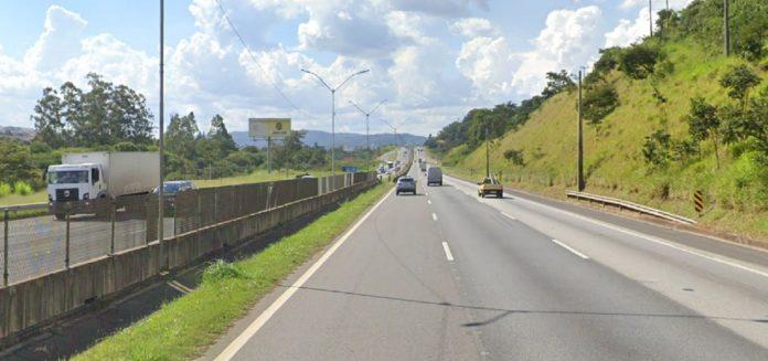 km 42 da Fernão Dias