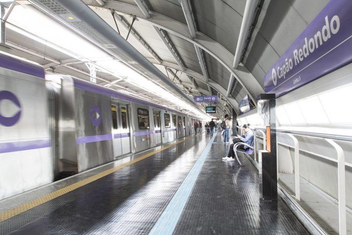 Estação Capão Redondo Linha 5