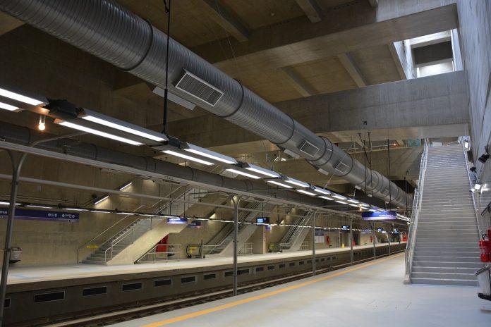 Estação Moema da Linha 5