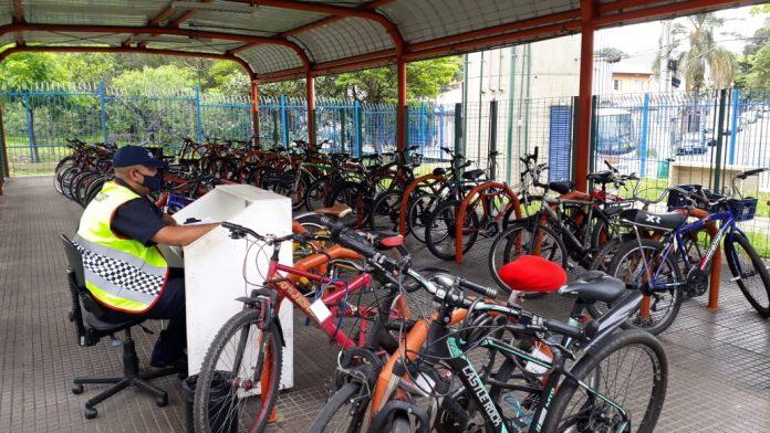 Bicicletário Campo Limpo