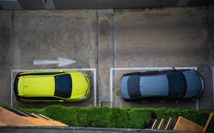 Estacionamento Parque Ibirapuera