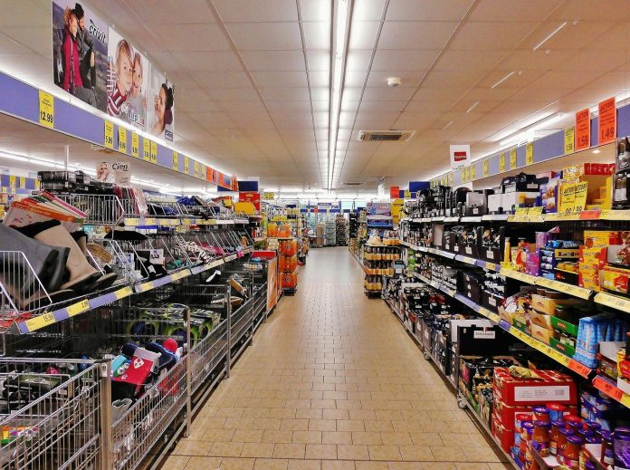 Funcionamento dos supermercados