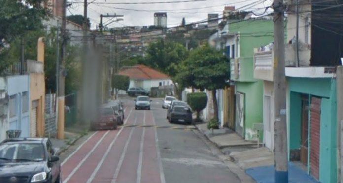 Rua Nicolino Mastrocola