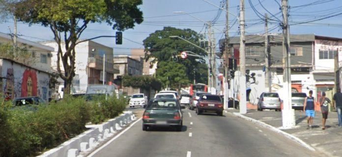 Rua Saturnino Pereira