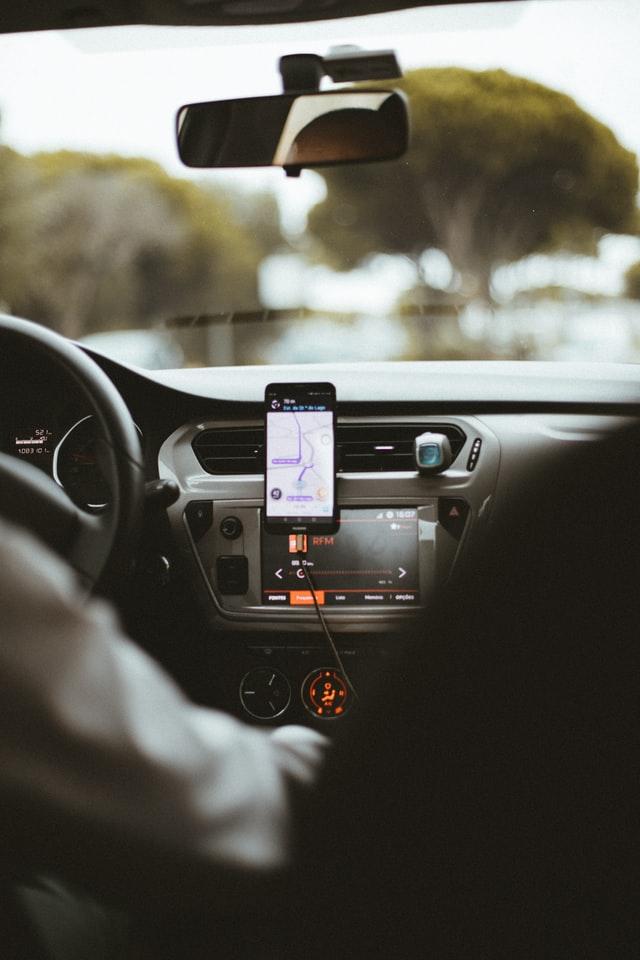 Aplicativo de Transporte Carros