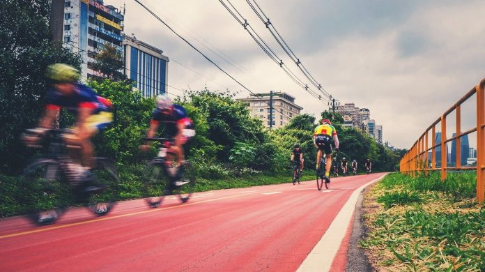 Ciclofaixa Rio Pinheiros Bike