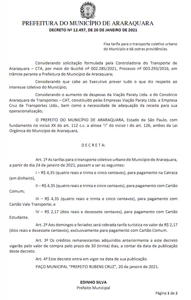 Diário Araraquara