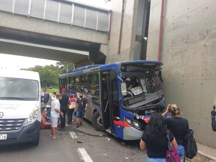 Ônibus Campinas Estação