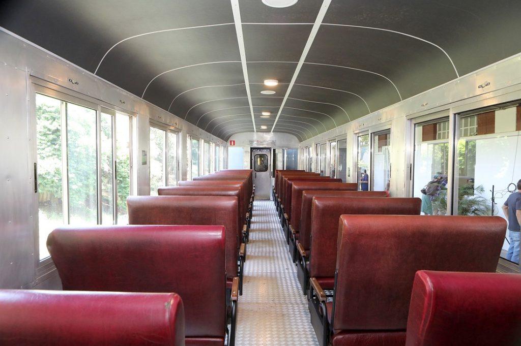 Trem Republicano Vagão