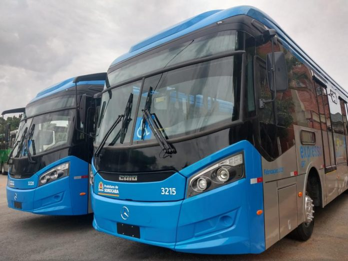 BRT Ônibus