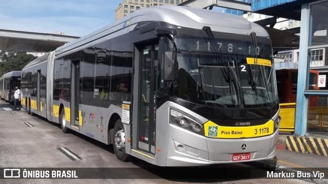 Linha 1178 São Miguel