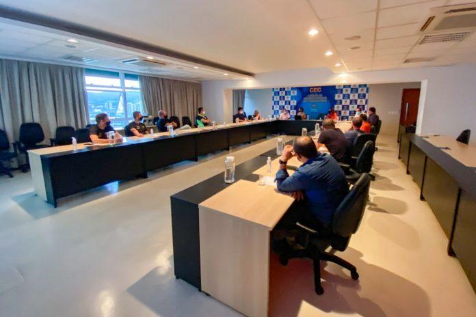 Reunião Ciclistas Jundiaí