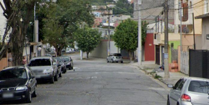 Rua Frei Antônio da Piedade