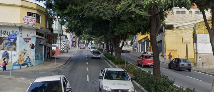 Avenida Tiradentes Centro