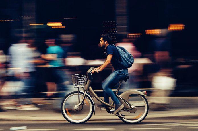 Bicicletas Elétricas Entregas