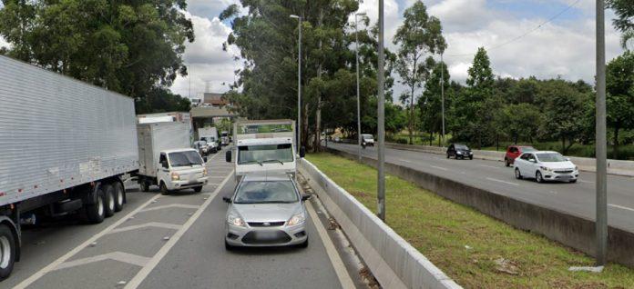 Marginal Tietê Cebolão