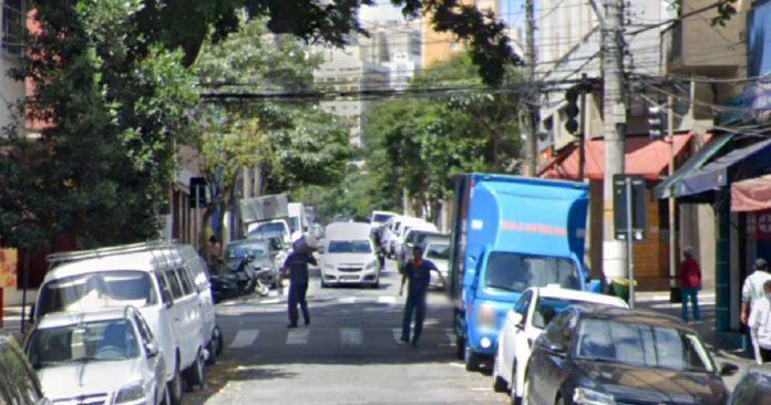 Rua Conselheiro Ramalho