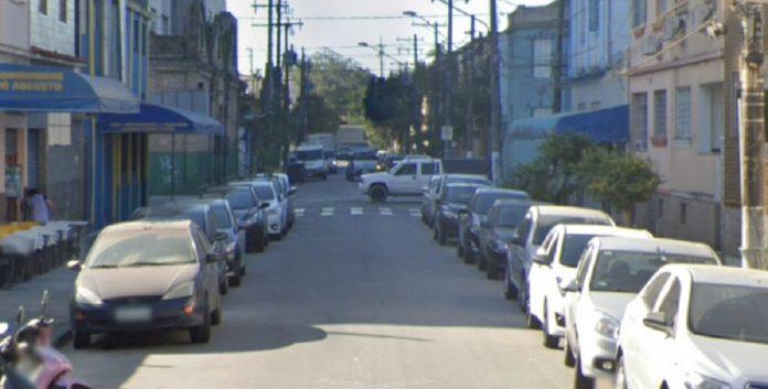 Rua Emílio Ribas Santos