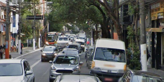 Rua Teodoro Sampaio em Pinheiros