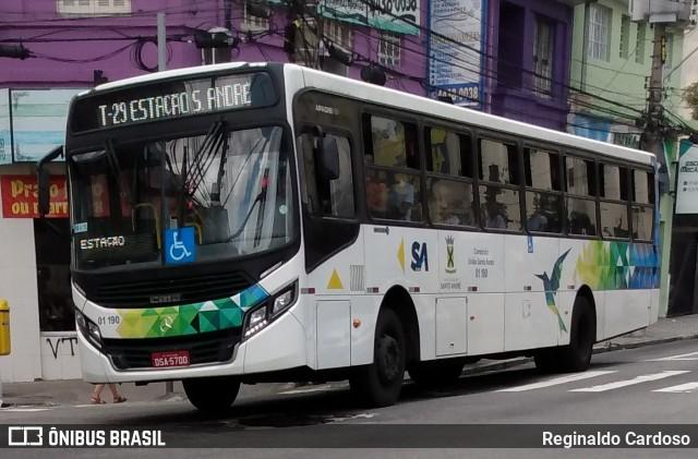 Viação Guaianazes Santo André