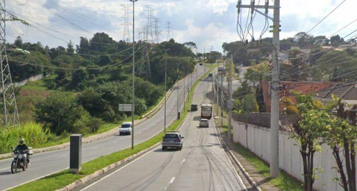 Estrada Municipal Bela Vista Santana