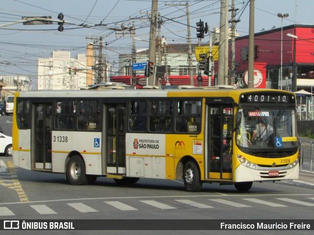 Linha 4001 Itaquera