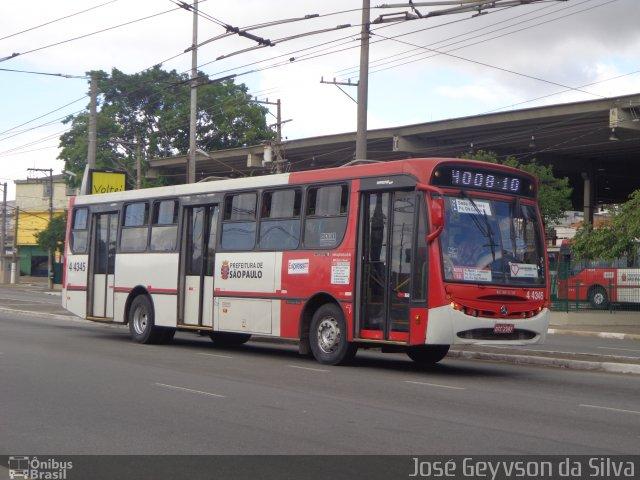Linha 4008 Jardim Cibele
