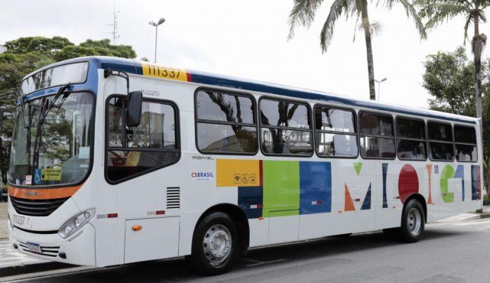 Ônibus Mogi das Cruzes