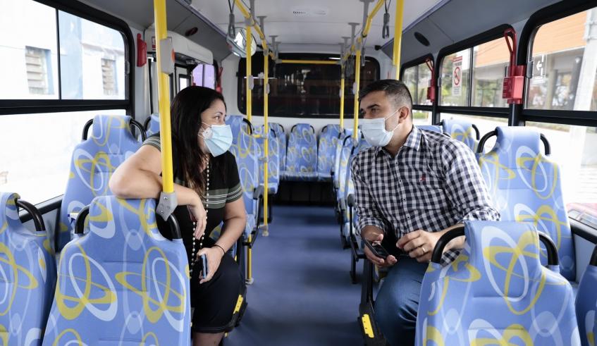 Ônibus Mogi