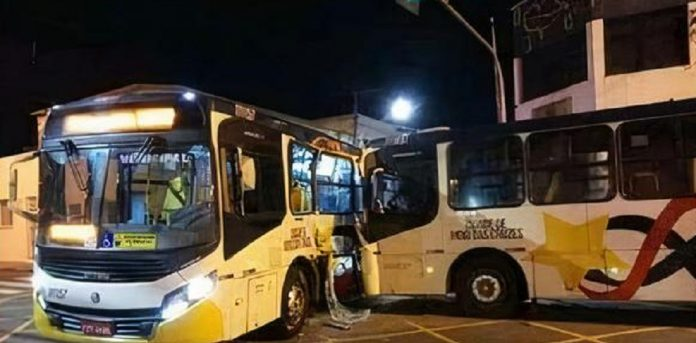Ônibus Municipais Mogi