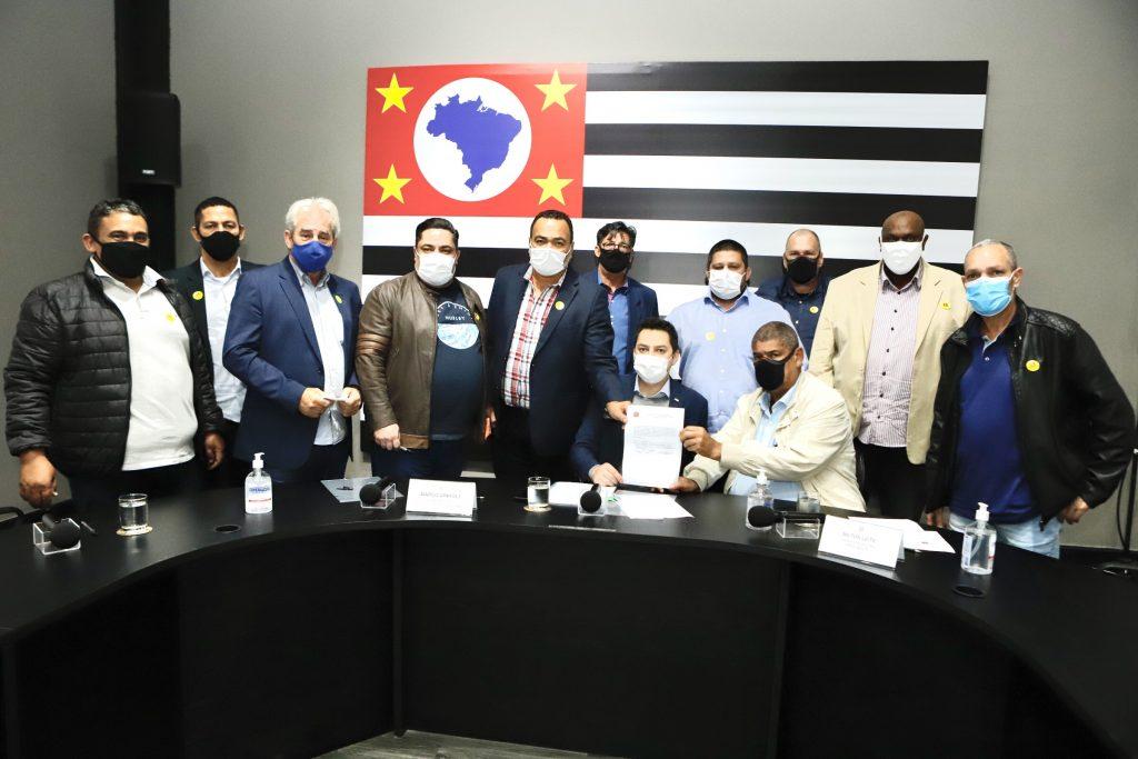 Reunião Governo Sindmotoristas