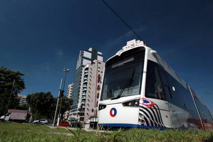 VLT em Santos