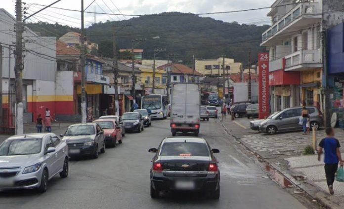 Avenida Coronel Sezefredo