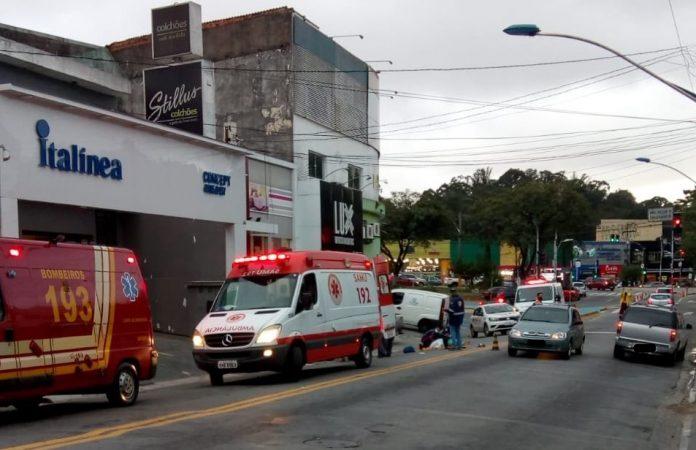 Avenida Doutor José Maciel