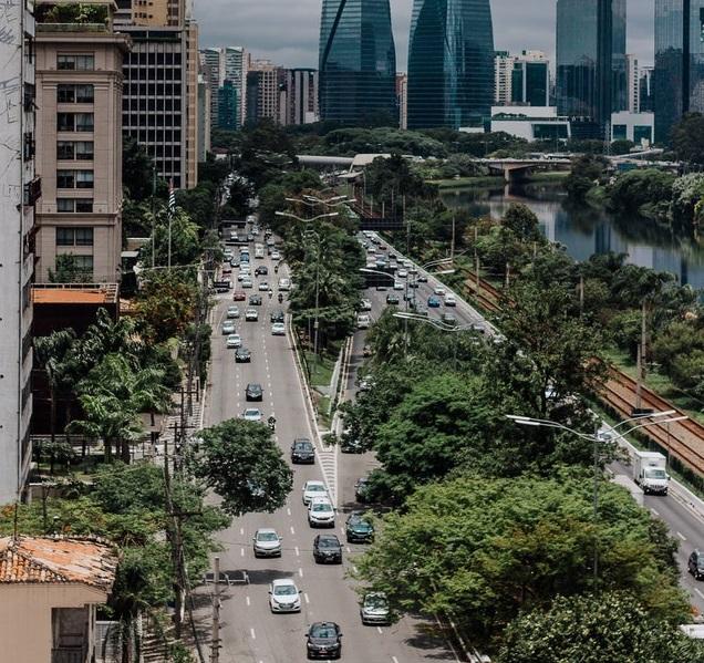 Marginal Pinheiros São Paulo