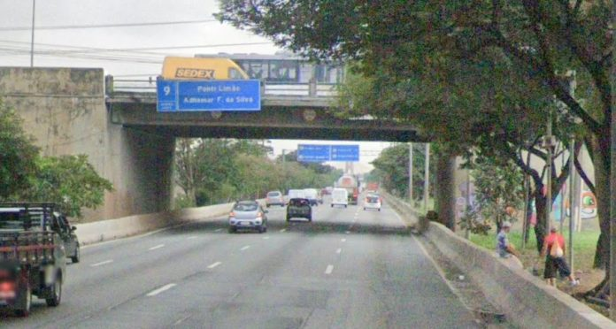 Marginal Tietê Ponte do Limão