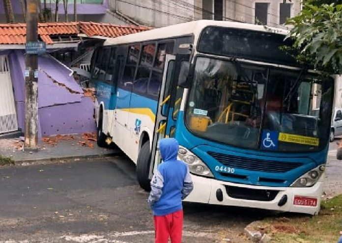 Ônibus Casa Santo André