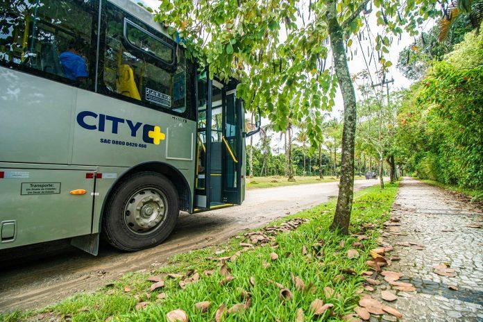 Ônibus City Bertioga