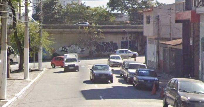 Rua Sábbado D'Angelo em Itaquera
