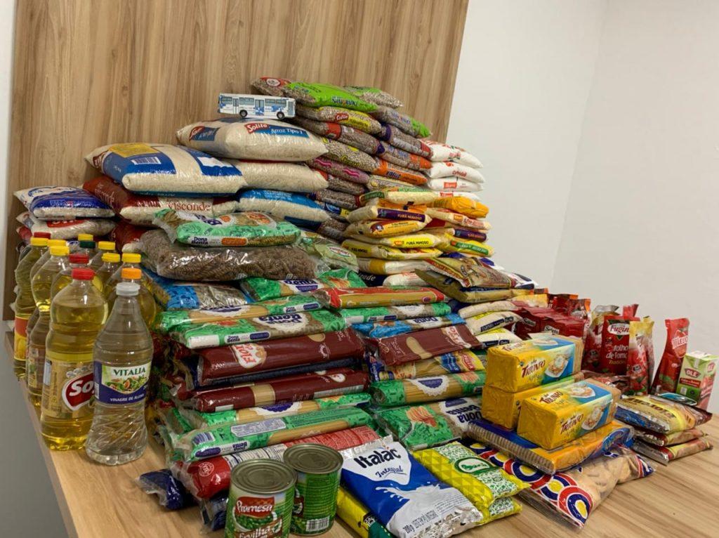 Alimentos Doação